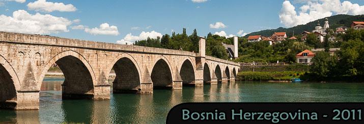 14. La Bosnie et le Sud de la Serbie
