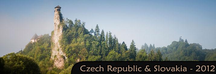 27. Moravia and Slovakia