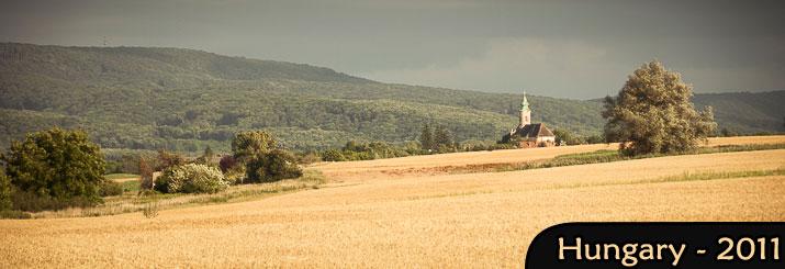 11. L'ouest de la Hongrie