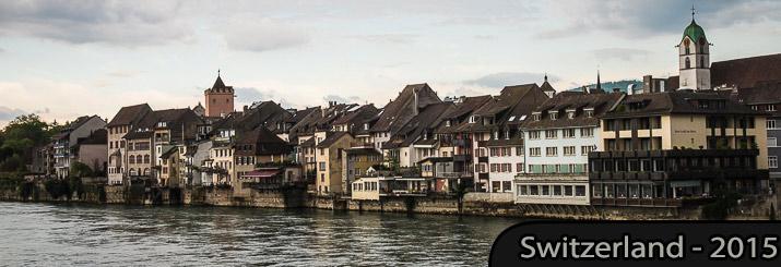 45: Un bref passage en Suisse