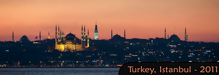 20. Turquie jusqu'à Istanbul