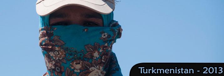 38. Turkmenistan