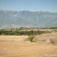Landscape near Peshkopi