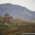 Armenian Church near Voskepar