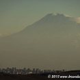 Mount Ararat above Yerevan