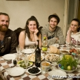 Huge Easter Dinner in Yerevan