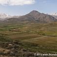 Landscape near Areni