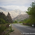 On the road to Meghri