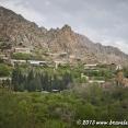 Meghri, last town before Iran