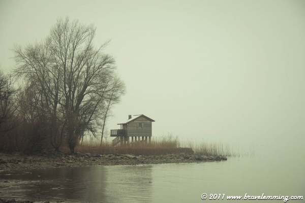 A cottage by Bodensee
