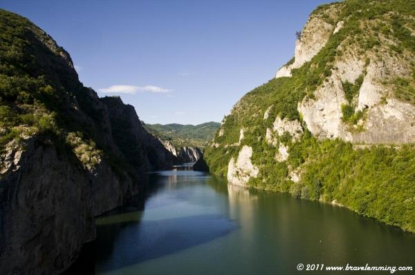 The Drina in Bosnia