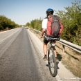 Cycling with Pierrick in Bulgaria