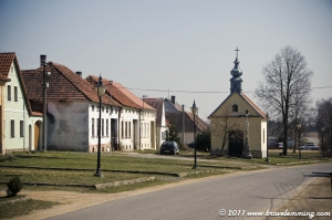 Village in Southern Moravia