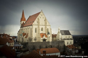 Church in Znojmo