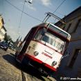 Tram in Olomouc