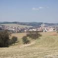 Around Slavonice