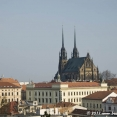 Petrof Cathedral in Brno