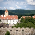 Castle near Brno
