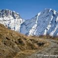 Wonderful landscape on the way to Zagari pass