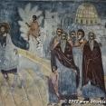 Murals in Gelati Monastery