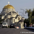 Poti's church (based on the old Hagia Sofia of Istanbul)