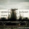 Georgian railway