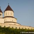 A monastery on the way to Zugdidi