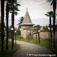 Walking around Zugdidi