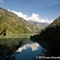 Reflection in Svanety lake
