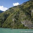 Amazing colour of Svaneti lake