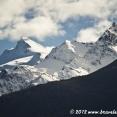 Peaks in the Caucasus