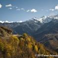 The road to Mestia, Svaneti