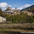 A village in Svaneti