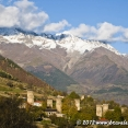 Near Mestia, Svaneti