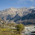 Caucasus from Mestia