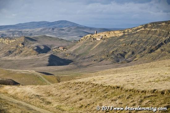 Georgian Desert