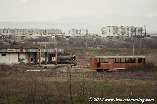 Near Rustavi