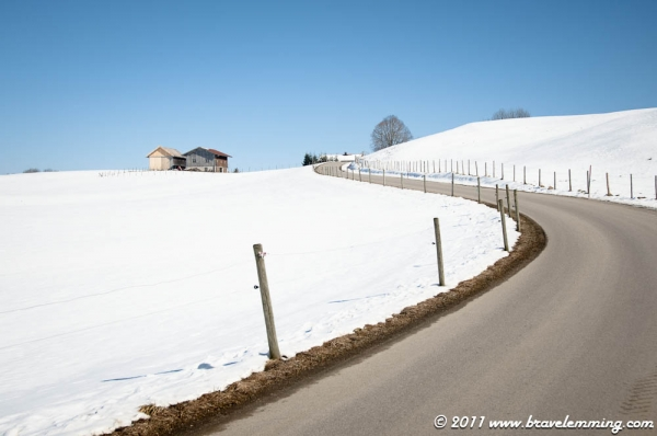 Cycling in Southern Bavaria