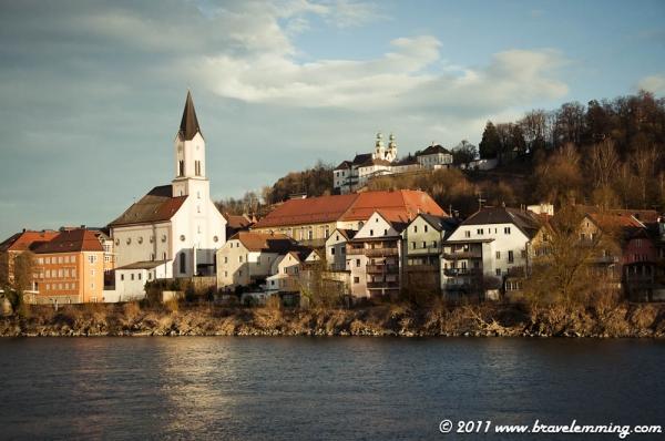 Passau, on the Inn River