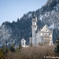 Landscape from Neuschwanstein Castle
