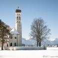 Church in Southern Bavaria