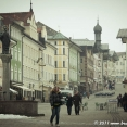 Bad Tölz on a dull day