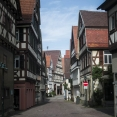 A city in the Black Forest