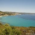 The coast in Halkidiki