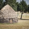 Straw Hut, Greece