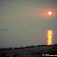 Sunrise near Alexandroupolis