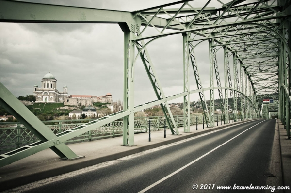 Bridge on the Danube, Esztergom