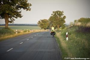 Cycling to Pécs