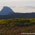 Landscape on the way to Jolfa