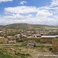 Cycling at 2000 metres in the Iranian Kurdistan